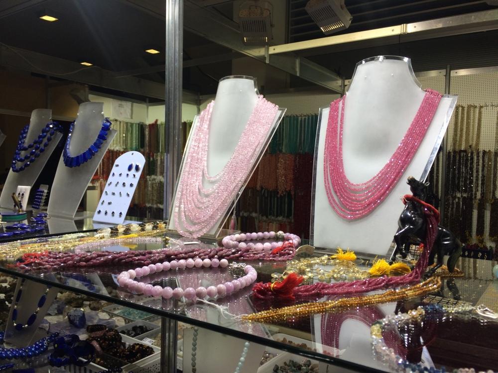 Verona Mineral Show gioielli