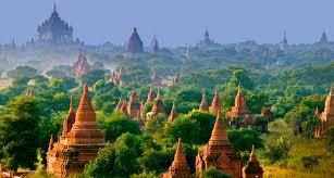 pianura mille pagode